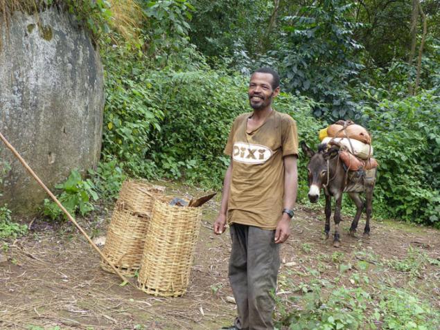 BIO - Yarer - Nekemte, Éthiopie