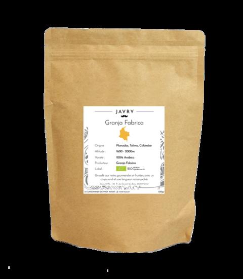 BIO - Granja Fabrica - 250g - Grains