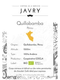 BIO - Cocla - Quillabamba, Pérou - 1kg - Grains