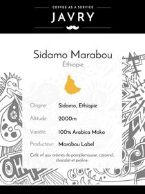 Ethiopie Sidamo - 1kg - Grains