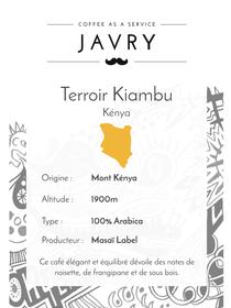 Kenya - 500g - Moulu