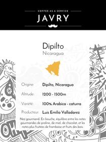 Nicaragua - 1kg - Moulu
