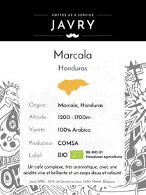 BIO - Honduras - 500g - Grains