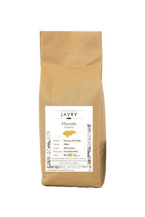 BIO - Marcala - 1kg - Whole beans