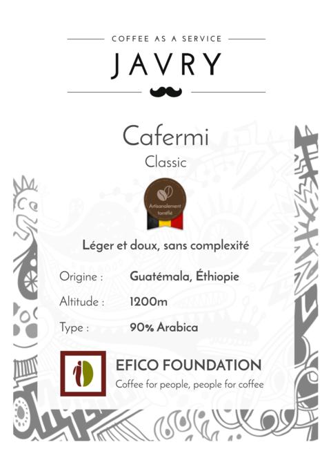 Cafermi - 500g - Grains