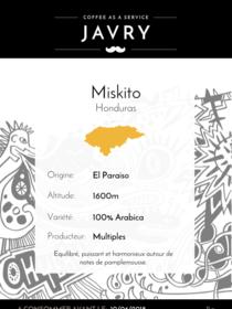 Miskito - 1kg - Grains