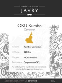 OKU Kumbo, Cameroun - 250g - Grains