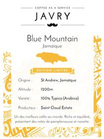 Blue Mountain - 250g - Moulu