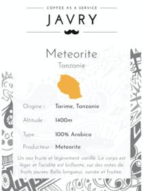 Météorite - Tarime, Mara, Tanzanie - 250g - Grains
