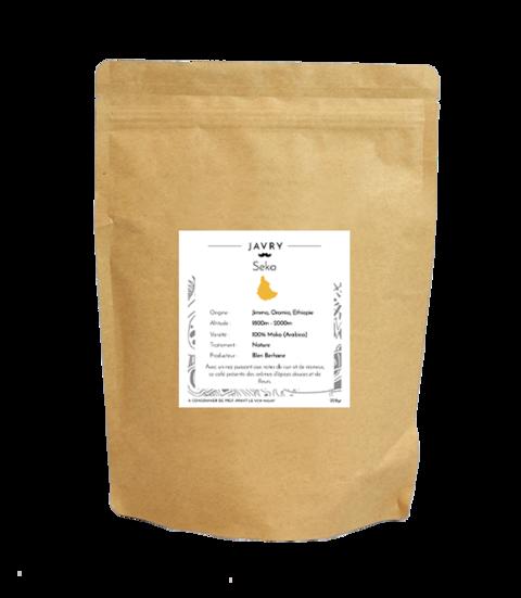 Seka - Ethiopie - 250g - Grains