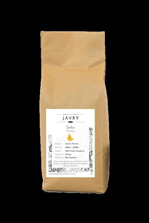Seka - Ethiopie - 1kg - Grains