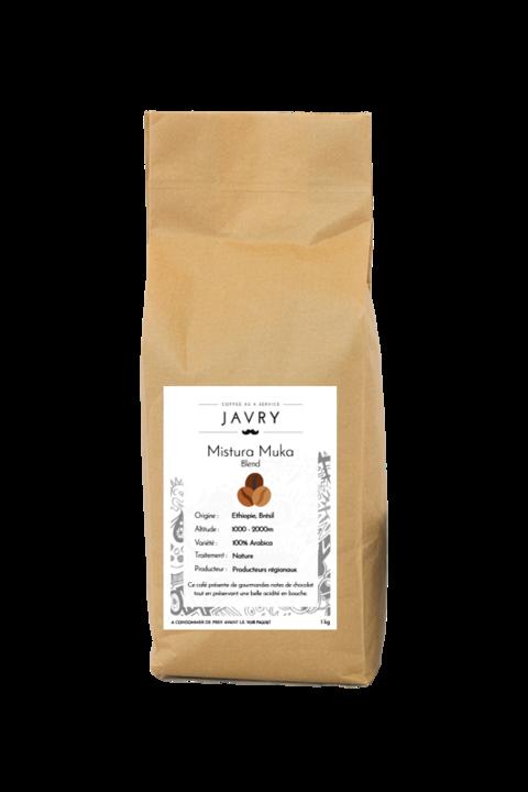 Mistura Muka - 1kg - Grains