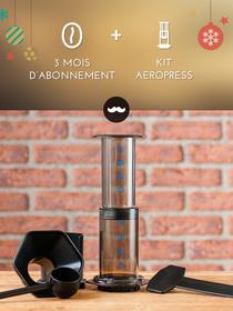 Javry 3 mois + Aeropress
