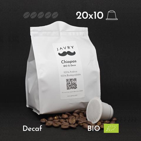 BIO - Déca - Chiapas - 200 capsules biodégradables