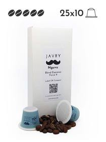Kracht 9 - Nguvu - 250 bio-afbreekbare capsules