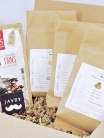Coffret Cadeaux Javry 2019 (grains)