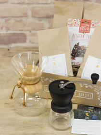 Coffret Slow Coffee