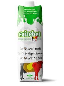 lait demi écrémé Fairebel