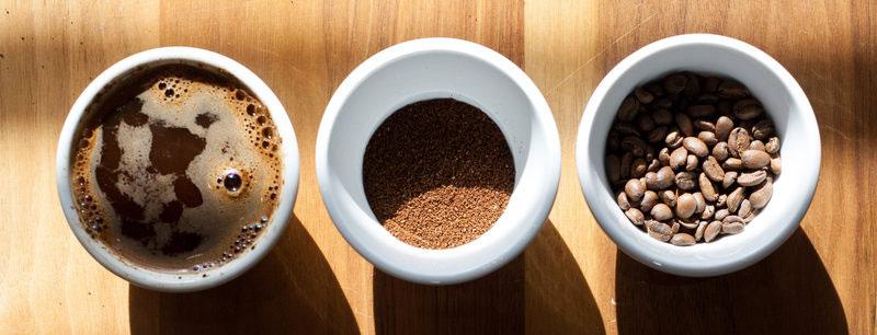 Le cupping ou dégustation de café