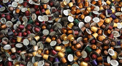 déchets capsules