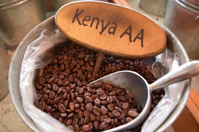 café Kenya AA