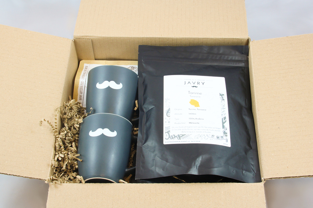 Coffret Duo Gourmand (moulu)