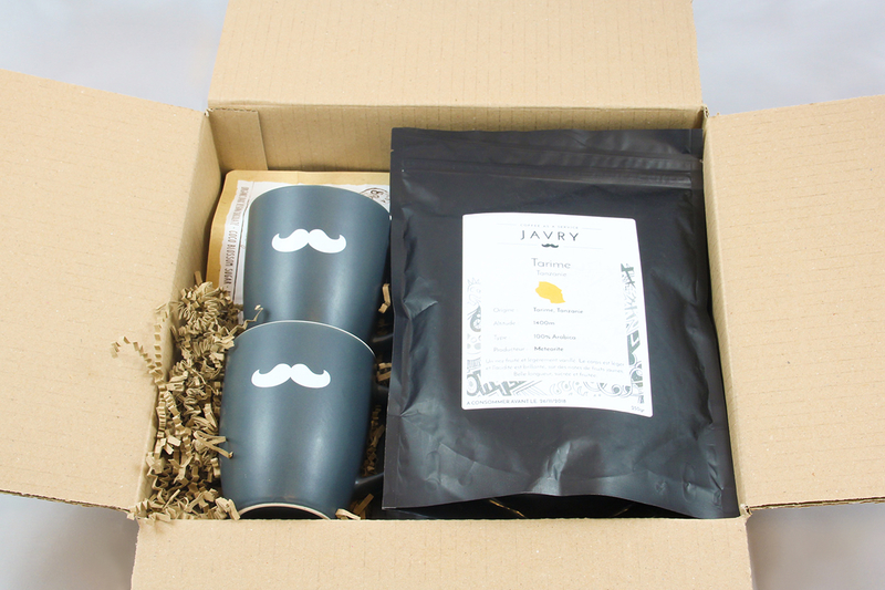 Coffret Duo Gourmand (moulu) 5