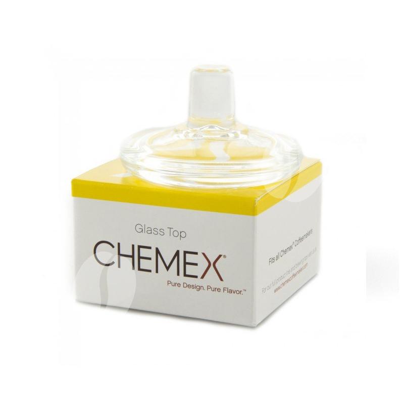 Glazen deksel voor cafetière Chemex 2