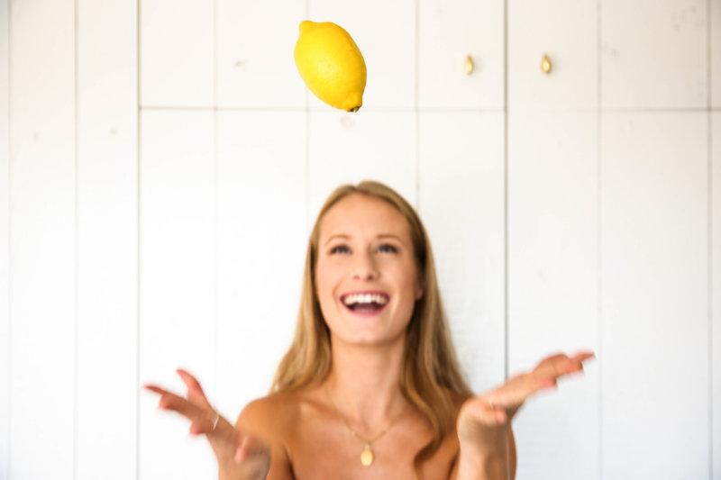 Caroline Vermeersch : The Lemon Spoon