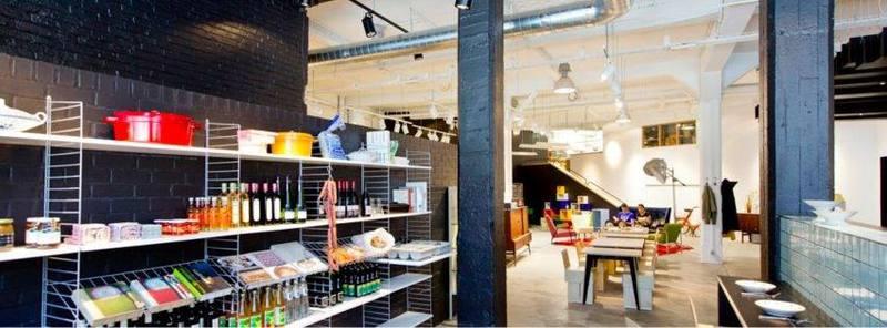 café littéraire Garage à Manger à Bruxelles