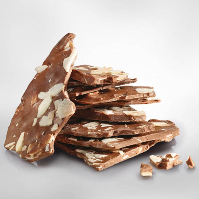 BIO - Fines brisures de chocolat au lait - 36% (120g) 2