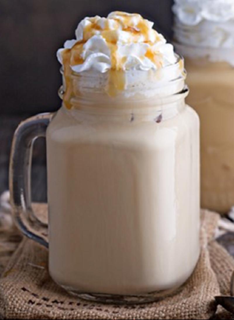 Karamel frapuccino
