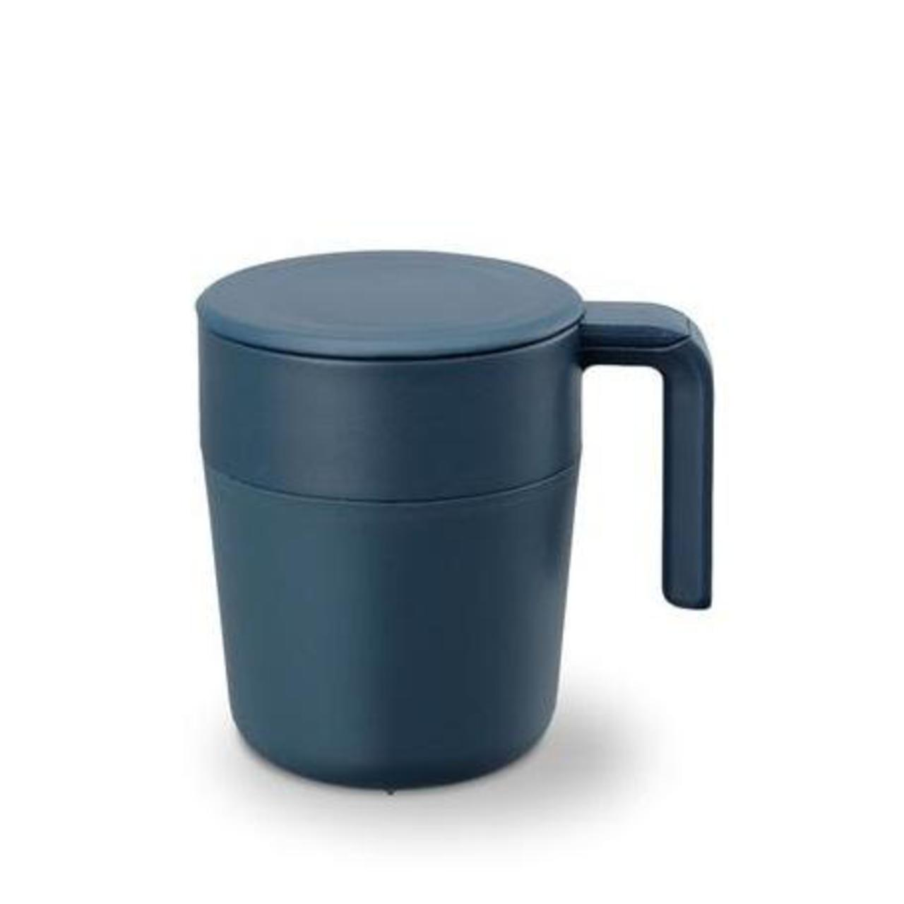 Kinto Cafepress Blauw - 260 ml