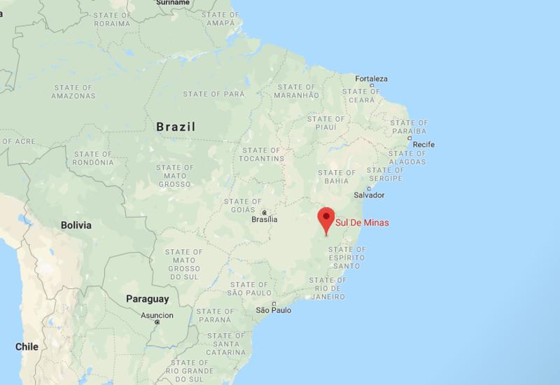 Region de Minas Gerais