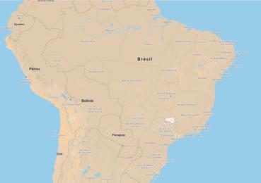Alta Mogiana- Brazil