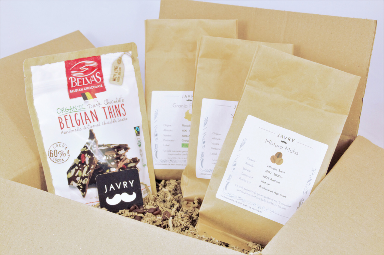 5 Gift boxes 2019 (beans)