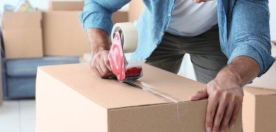 préparation déménagement de bureau