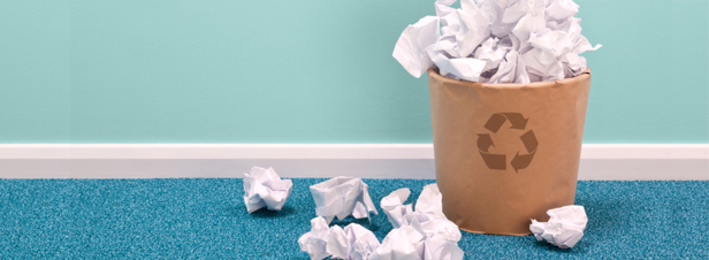 papier recycling