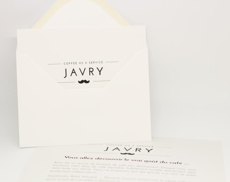 Carte postale Javry 3