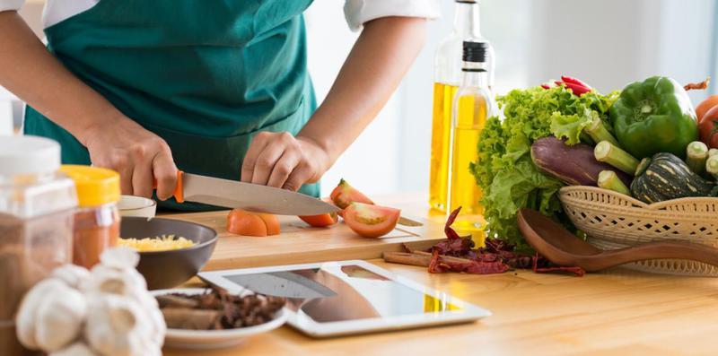 cuisiner à distance