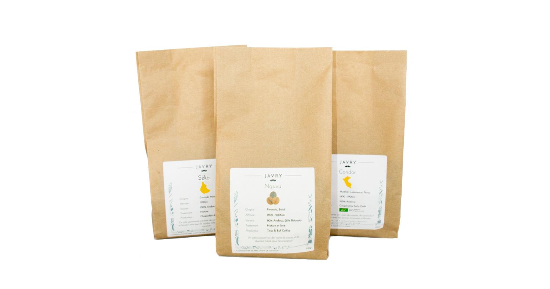 Pack Good Morning - Café en grains