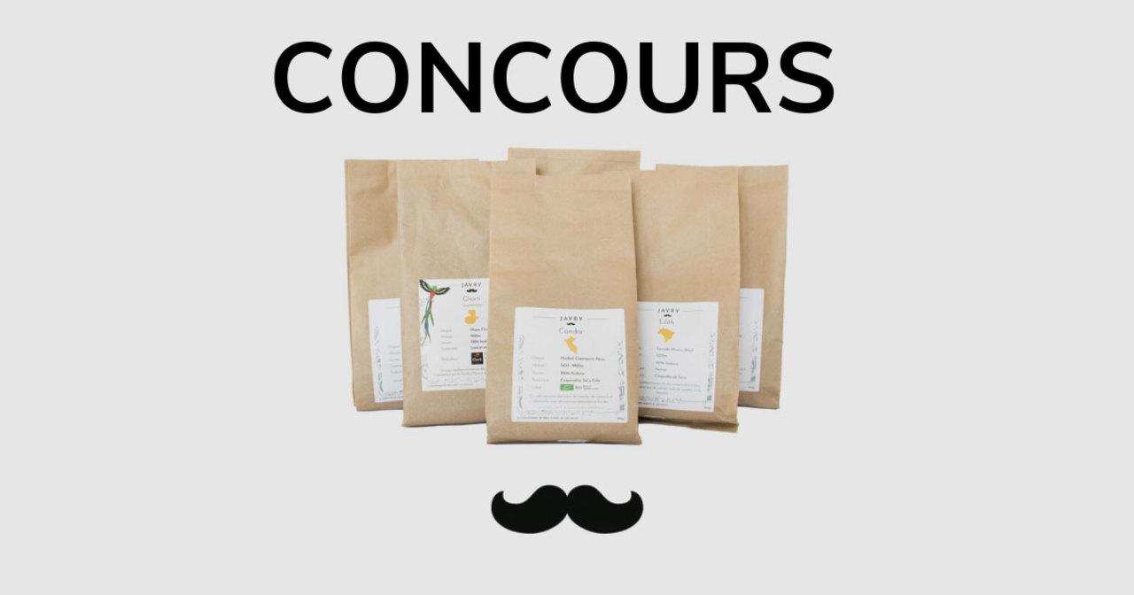 packs de café Javry