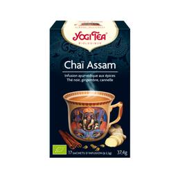thé chaï assam yogi tea