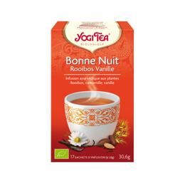 infusion bonne nuit yogi tea