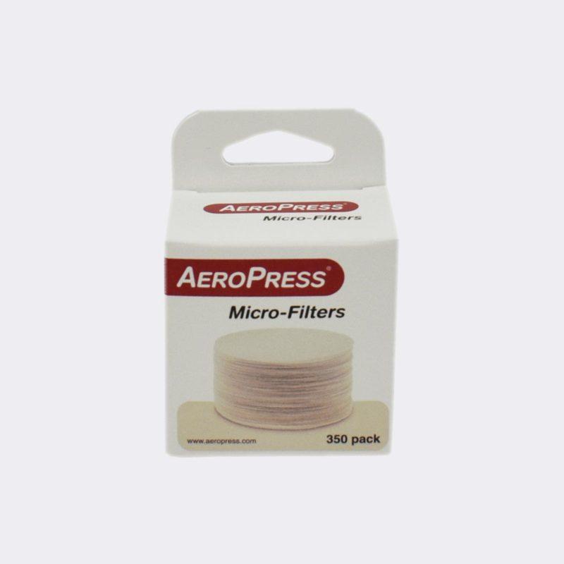 350 filters voor de Aeropress 3