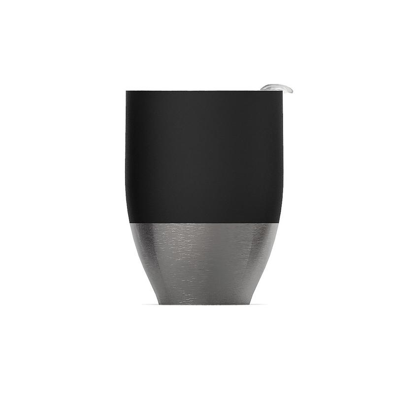 Mug Imperial Asobu - Noir mat - 30cl 1