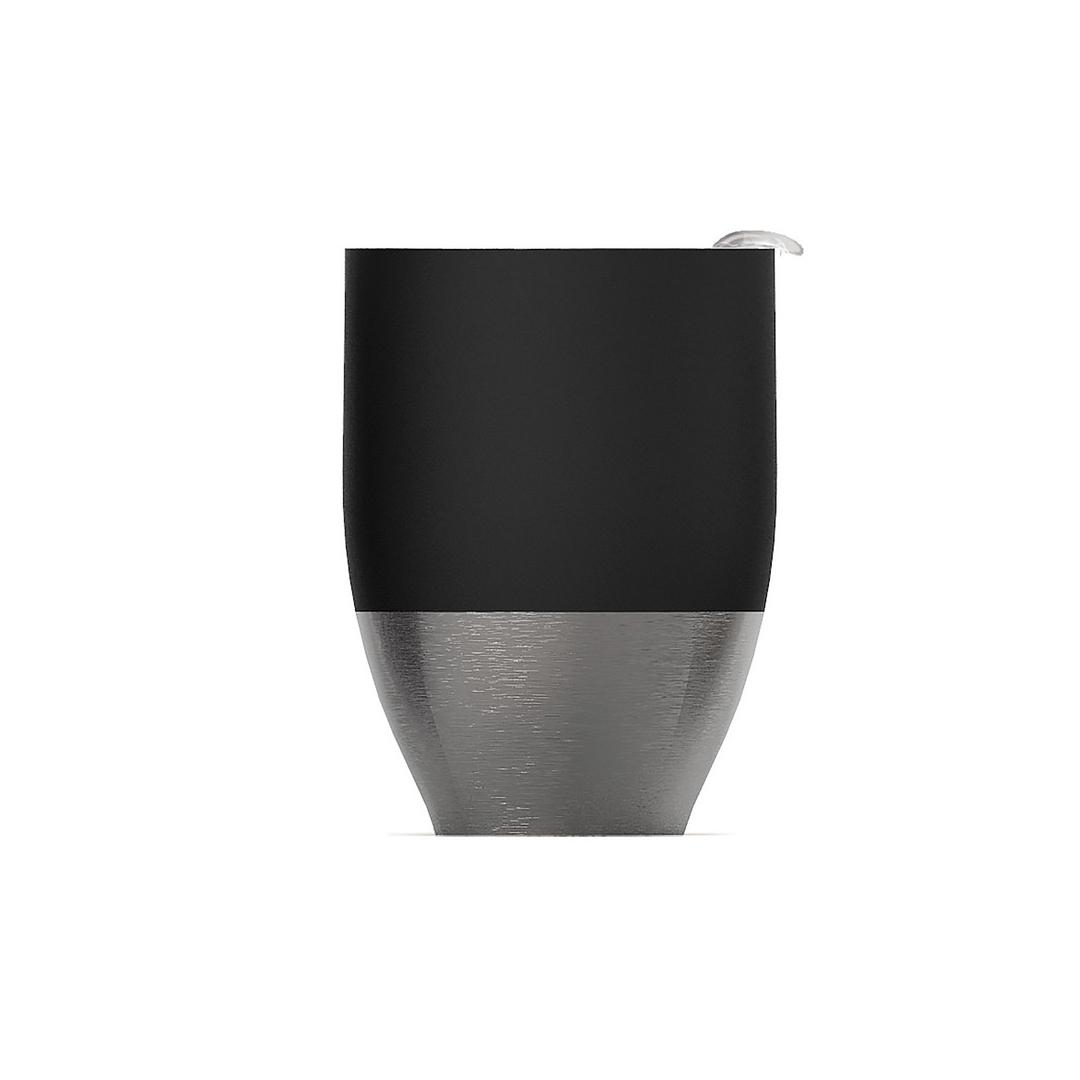 Mug Imperial Asobu - Noir mat - 30cl