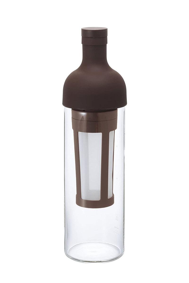 Bouteille pour café froid avec filtre à café intégré - Marron 1