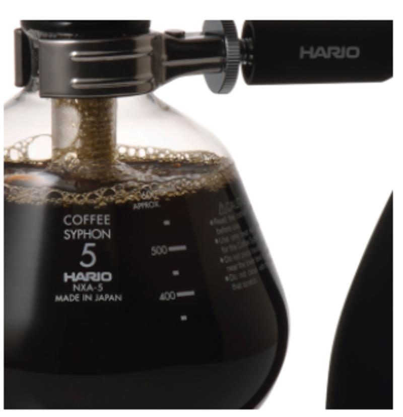 Cafetière à dépression - Siphon 5 tasses Technica 2