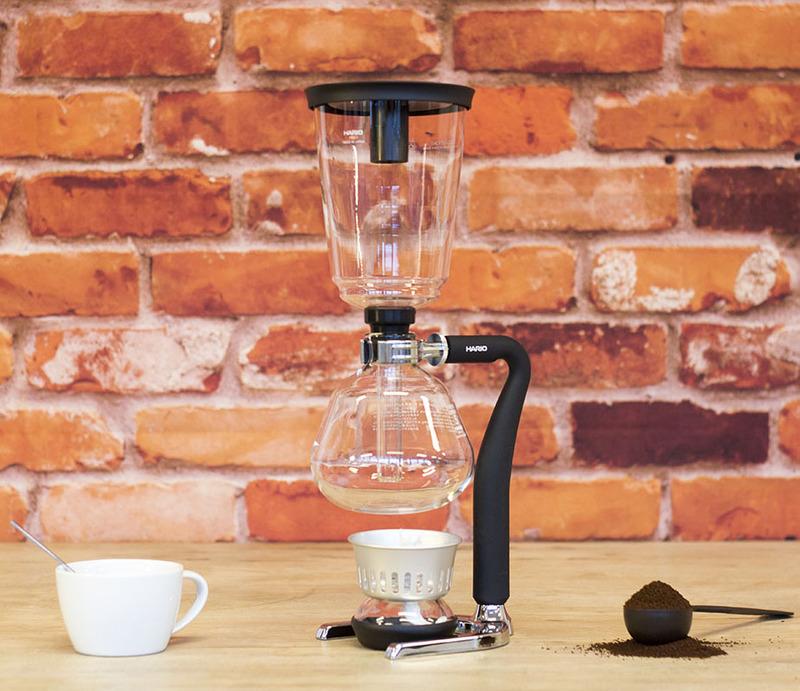 Cafetière à dépression - Siphon 5 tasses Technica 4
